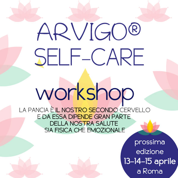 workshop self care arvigo