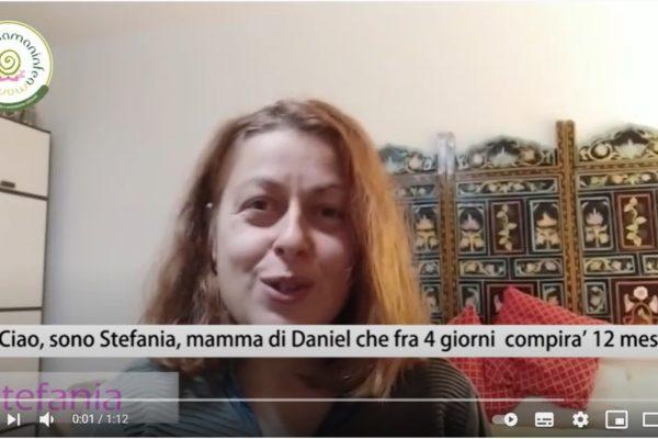 Stefania racconta Mamaninfea
