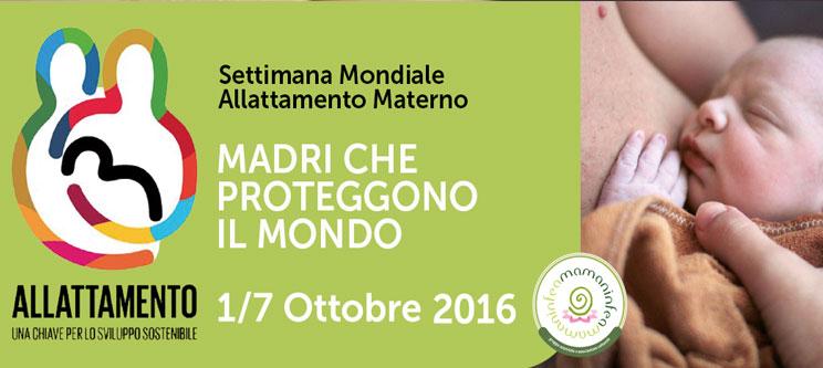settimana mondiale allattamento materno - mamaninfea