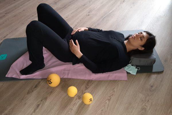 Bioginnastica in gravidanza!